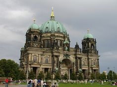 Catedral de Berlim. Foto que inspirou http://constancia.net/website/116/index.htm