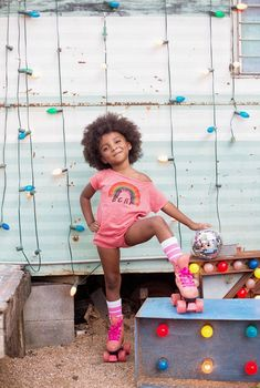 Babiekins Magazine| Skates & Sweet Summer Days by Creative Soul Photography