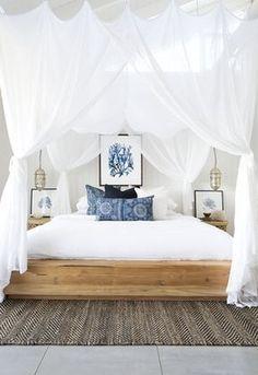 46 Elegant White Themed Bedroom Ideas