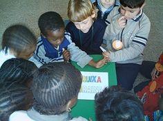 Jocs cooperatius Educació Infantil