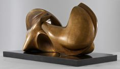 'Two Piece Sculpture No. 7: Pipe', Henry Moore OM, CH | Tate