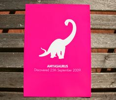 two tiny terrors: Personalised Prints from Chatterbox Walls, Review