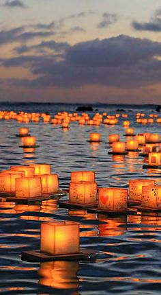 Japanese New Year Lanterns ● Honolulu, Hawaii
