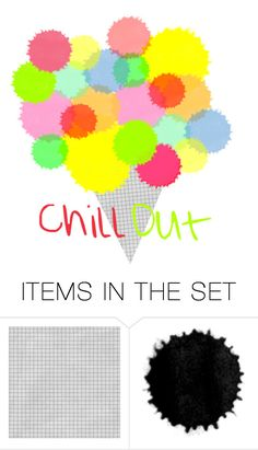 """ChillOut"" by arodkilark ❤ liked on Polyvore featuring art"