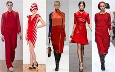 Beautifully Fierce!: London Fashion Week Autumn/Winter 2013 Color Trends.