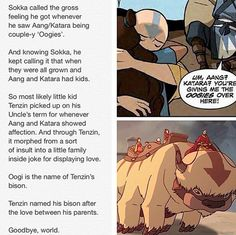OH MY WORD THE FEELS!!! | The Last Airbender | The Legend of Korra | Avatar