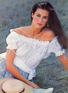 Ralph Lauren - model Clotilde