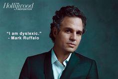 "Mark Ruffalo – The Hulk – ""I am Dyslexic"" #dyslexia #dyslexicadv"
