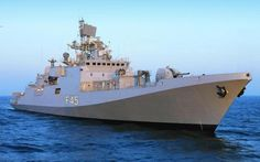 INS Teg, Stealth Frigate of Indian Navy.