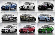 Which BMW X6 M do you like best?