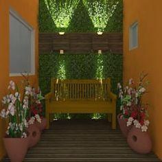 Jardines de invierno de estilo rural por Nádia Catarino - Arquitetura e Design de Interiores