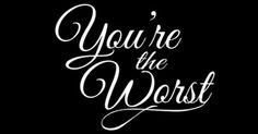 Lo que realmente une a las parejas es la personalidad (You're the Worst)