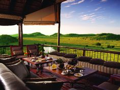 Tshukudu Bush Lodge Pilanesberg Tshukudu Bush Lodge, set in the malaria-free Pilansburg National Park, overlooks a waterhole and is home to Africa's Big 5 game. It features a plunge pool and spa treatments can be arranged. Best Hotel Deals, Best Hotels, Outdoor Seating, Outdoor Decor, Game Lodge, Hotels And Resorts, Lodges, South Africa, Beautiful Places