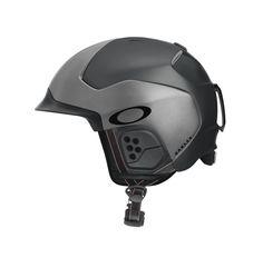 c839d6942d Oakley debuts its first snow helmet
