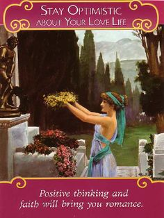 Free Angel Card Reading with Doreen Virtue's Romance Angels Oracle Cards