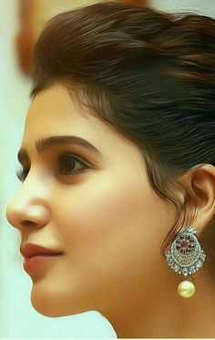 Lovely Smile Samantha In a Beautiful today morning to All Keep Smiling 😃 Beautiful Girl Photo, Beautiful Girl Indian, Most Beautiful Indian Actress, Wonderful Picture, Beautiful Saree, Samantha In Saree, Samantha Ruth, Samantha Images, Samantha Wedding