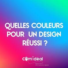 Aujourd'hui je vous parle couleurs, et partage avec vous des outils en ligne qui vous permettront de créer de belles palettes de couleur, de trouver l'inspiration quand au choix des couleurs pour vos projets. C'est un point essentiel en graphisme, elles doivent être harmonieuses, modernes et en lien avec le thème... Dans un prochain post je vous parlerai de la signification des couleurs, ça vous dit ?  Bonne journée... #colors #designer #artwork #graphicdesign #adobe #colorhunting #colorhunter # Dit, Designer, Adobe, Artwork, Inspiration, Hapy Day, Meaning Of Colors, Advertising Agency, Biblical Inspiration