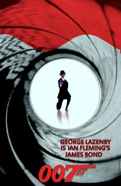 George Lazenby as Ian Fleming's James Bond Collage by jackiejr James Bond Women, James Bond Style, James Bond Party, James Bond Theme, James Bond Movie Posters, James Bond Movies, Best Bond Girls, Dramas, Trailer Film