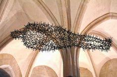 Artodyssey: Antony Gormley Antony Gormley, Leeds, But Is It Art, Canterbury Cathedral, Bad Art, Installation Art, Cool Art, Contemporary Art, Ceiling Lights