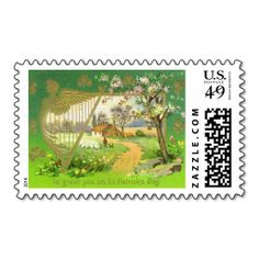 ==>Discount          	Vintage Irish Harp St Patrick's Day Postage Stamps           	Vintage Irish Harp St Patrick's Day Postage Stamps online after you search a lot for where to buyDeals          	Vintage Irish Harp St Patrick's Day Postage Stamps lowest price Fast Shipping and sav...Cleck Hot Deals >>> http://www.zazzle.com/vintage_irish_harp_st_patricks_day_postage_stamps-172998998747885344?rf=238627982471231924&zbar=1&tc=terrest
