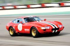 Ferrari 365 GTB/4 Daytona Competizione - Modena Track Days July 1, 2011 by Julien Mahiels