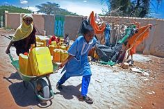 Refugees from Yemen's conflict put heavy strain on fragile Somaliland