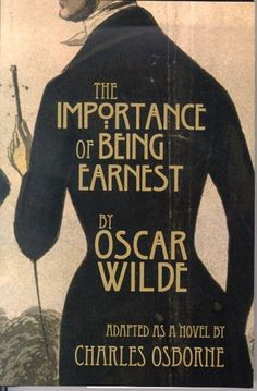 How can I forget Wilde? He's amazing. I have read so many books of his.