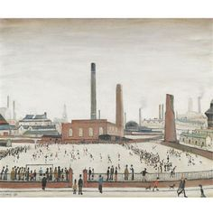 View past auction results for LSLowry on artnet