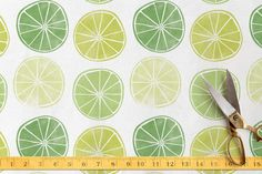 Summery Citrus by Shirley Lin Schneider at minted.com