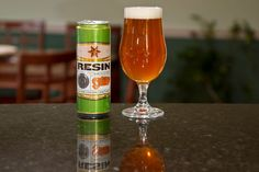 Six Point's Resin - Strong and tasty! (9.1 abv)