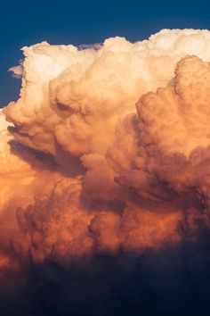 Clouds  by Zack Huggins