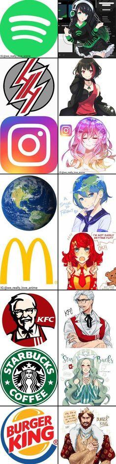 Anime, burger king, and kfc: ig: really love anime sad- g: love anime smile 'm not easily getting fat! okll g:awe really_love_anime kfc buc Otaku Anime, Anime Meme, Manga Anime, Art Anime Fille, Anime Art Girl, Anime Version, Estilo Anime, Animes Wallpapers, Hot Anime