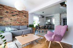 Home Room Design, Home Interior Design, Living Room Designs, House Design, Brick Interior, Living Room Interior, Living Room Decor, Enterier Design, Home Comforts