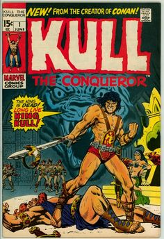 Kull the Conqueror 1 (FN 6.0)