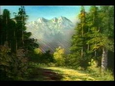FREE PAINTING LESSON - Landscape painting- Painting With Magic season 4 ep 9 (High on the mountain) - YouTube