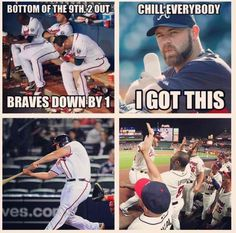 Evan Gattis, the legend continues!