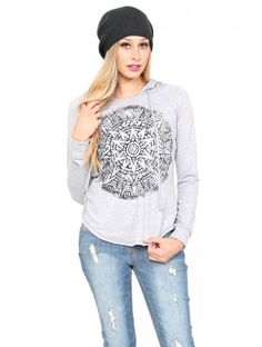 What Day Is It? Knit Hoodie