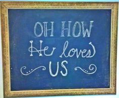 Christian lyrics chalkboard #quote