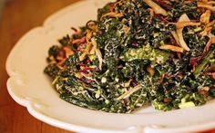 Easy dinner recipes: Four kale salad ideas for Meatless Monday