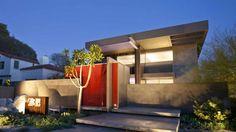 Lisa Ling's Santa Monica house
