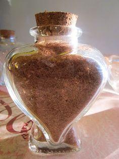 Tried and loved-Chocolate Bath Salt Recipe