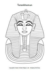 Activity village - Ancient Egypt printables and craft ideas