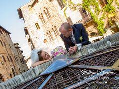 Matrimonio in borgo antico