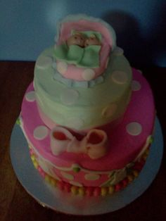 Twins baby shower~
