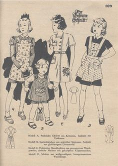 1941-lutterloh-book-golden-schnitte-patterns-sewing-110-638.jpg (638×894)