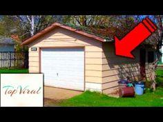 Vivían en un garaje de 1924. ¡Cuando entraron los vecinos, estuvieron to...