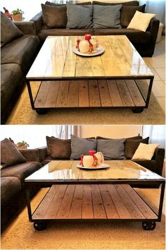 Not only the wooden pallets are great because they can be reshaped into unlimited ideas to decorate the home, but due to the reason that...