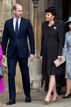 Prince William and Kate Middleton Easter 2018- Cosmopolitan.com
