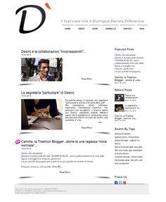 "Desirù and its new Blog!!! ""The Trashion Blog""  http://www.desiru.info/#!blog/cy6f"