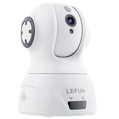 LeFun Wireless Security Camera, 720P WiFi IP Camera Nanny Cam with Night Vision Two Way Audio Motion Detection for Baby Monitor Home Surveillance - $119.99